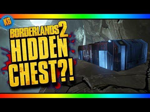HIDDEN RAID CHEST & SECRETS - New DLC [Borderlands 2]