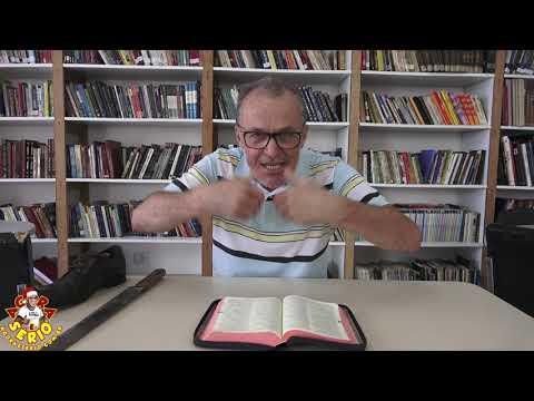 Marcos Rossi fal sobre o João do Diabo
