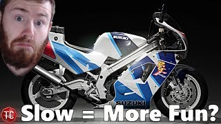 Ride 3: 125CC Two Stroke Racing Gameplay! Are Slow Bikes More Fun?