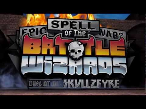 Epic Spell Wars of the Battle Wizards