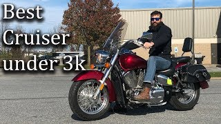 Why The Honda VTX 1300 Is The Best Cruiser Bike For The Money