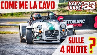 COME VADO SULLE QUATTRO RUOTE? - LIKE A SIR CATERHAM AUTOVLOG - HEROES RACE