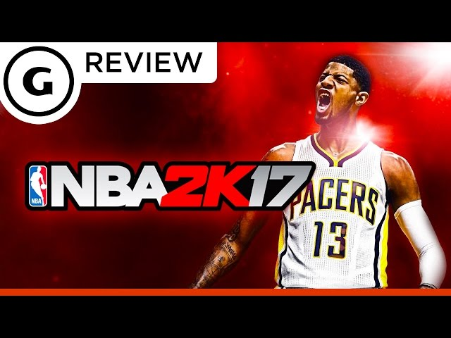 NBA 2K17- PS4