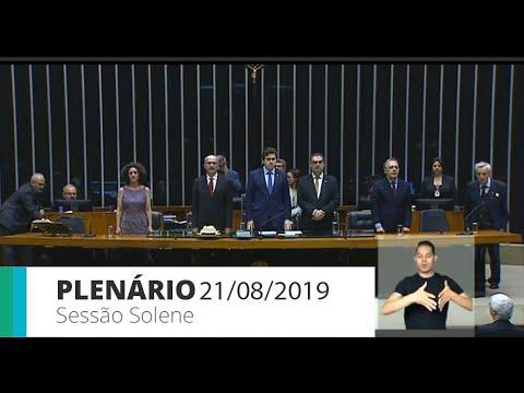 Plenário - Homenagem ao Dia do Historiador - 21/08/19