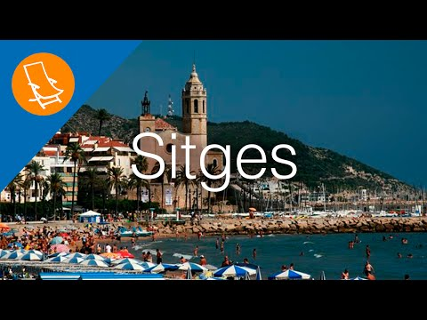 Sitges - The Jewel on the Mediterranean