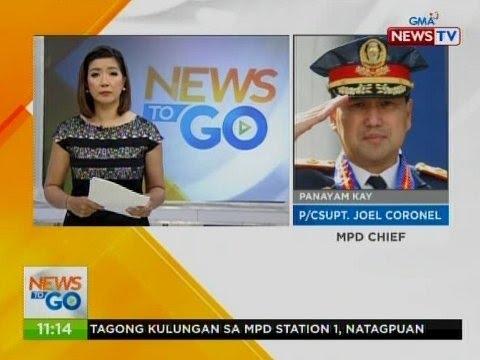 NTG: Panayam kay MPD Chief P/CSupt. Joel Coronel