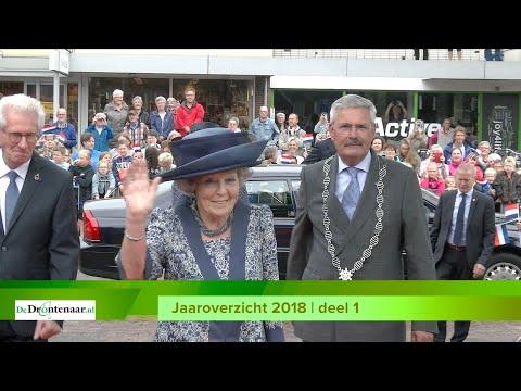 VIDEO | 2018 in beeld: Van ijspret via Tulpenroute en prinses Beatrix naar Onze Dorpskwis