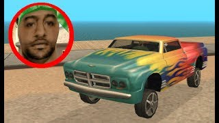 GTA San Andreas - Exports & Imports - Slamvan offical location (with a Homie)
