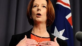 Julia Gillard out, Kevin Rudd in: commuters react to Labor leadership news