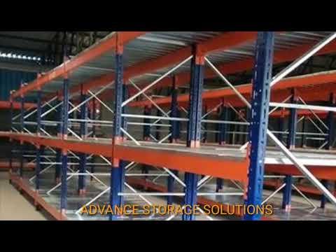 Mild Steel Warehouse Rack