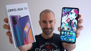 Oppo A54 5G - Unboxing & Oppo A74 5G Comparison