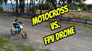 KT#304 | Watch Me | Motocross vs. FPV Drone + DJI Mavic | MCC Ohlenberg