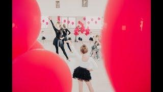 Спортивные бальные танцы для детей. Открытый урок.