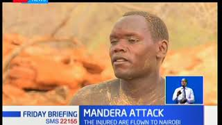 Four people killed and two injured in Mandera by  suspected Alshabaab millitants