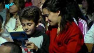 preview picture of video 'Resumen del 52º Festival Infantil, Necochea'