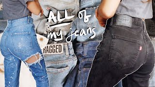 My JEANS Collection!! ☆ DENIM INSPO (ノ◕ヮ◕)ノ*:・゚✧