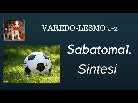 Varedo-Lesmo 2-2 (I Goll del 07-10 -2017Juniores)
