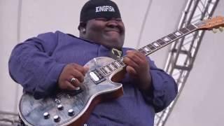 'Catfish Blues' Christone 'Kingfish' Ingram @ 2016 Winthrop Rhythm & Blues Festival 9297