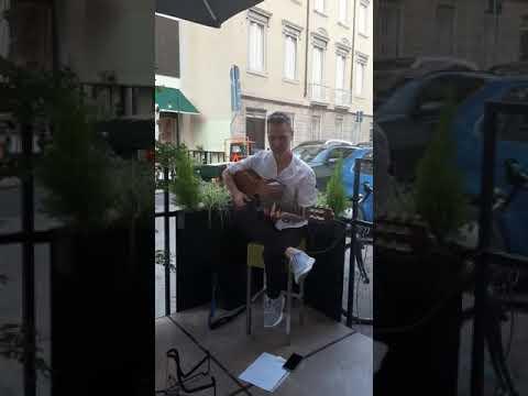 Andrea Maurizio Lounge flamenco-spanish guitar Udine Musiqua