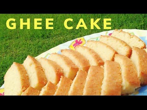 Ghee cake | Umma's tasty world