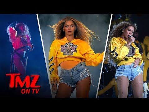 Beyonce Blows Coachella Away!!! | TMZ TV
