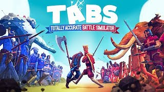 BEST GAME EVER!! (Totally Accurate Battle Simulator)