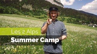 IT´S HAPPENING! | FREESTYLE SKI SUMMER CAMP
