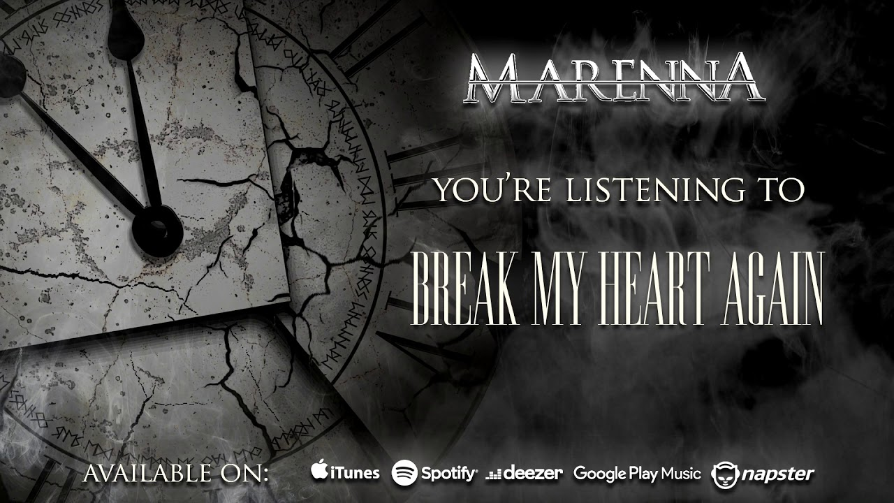MARENNA - Break my heart
