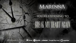 MARENNA - Break my heart