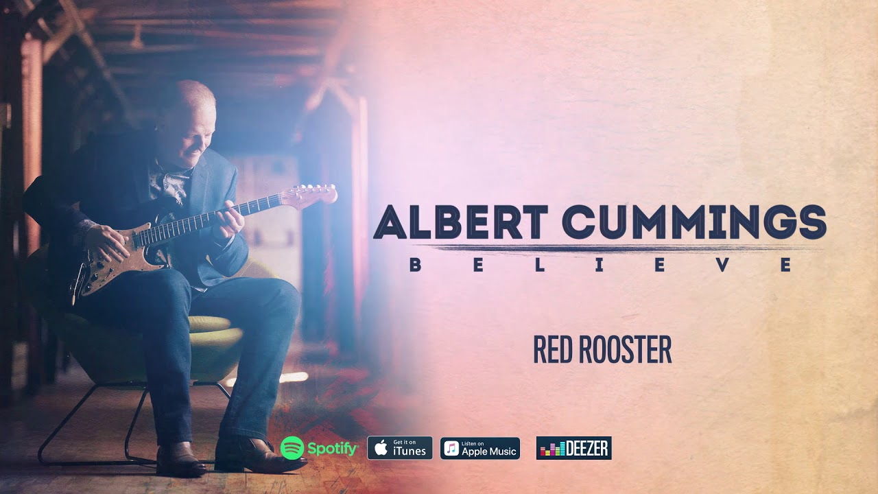 ALBERT CUMINGS - Red rooster