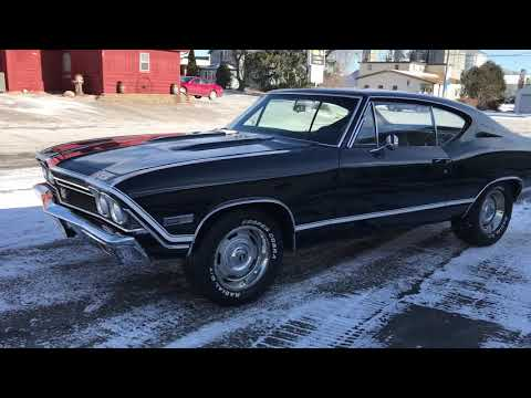 Video of '68 Chevelle Malibu - QB02