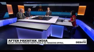 After Pakistan, India: Saudi Crown Prince visits rivals as tensions spiral
