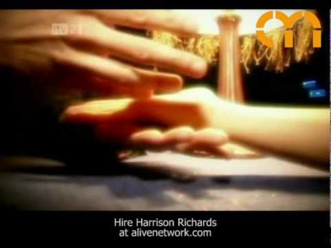 Video Harrison Richards Magician Wiltshire