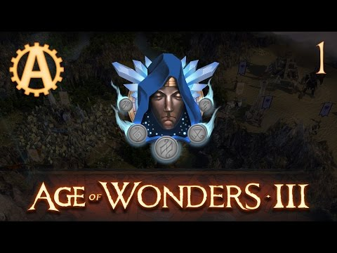 Age of Wonders 3 Let's Play 1
