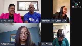Shameika, Tasha, Ana. and BLM