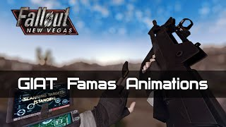 GIAT Famas with Anirvana's Animations