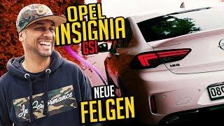 JP Performance - New rims 2.0 | Opel Insignia GSI