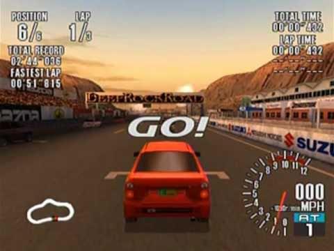 Sega GT Dreamcast