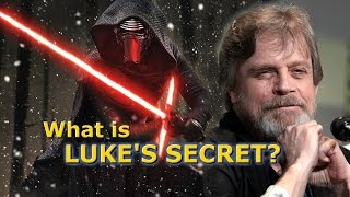 Is Luke Kylo Ren? (bonus video) *spoilers*
