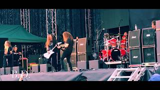 Exodus - Parasite -  20.06.2018 - Tons Of Rock - Halden - Norway - 4k