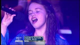 Mara Justine's Breakout Performance | The Maury Show - Video Youtube