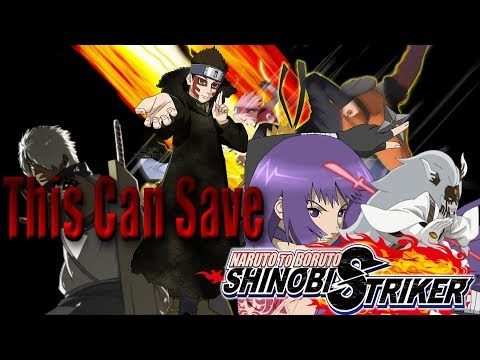 Naruto To Boruto: Shinobi Striker CHARACTER WISHLIST! - смотреть