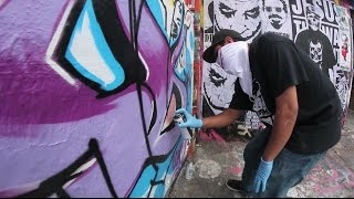 Graffiti ART Downtown Los Angeles