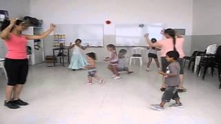 preview picture of video 'Primera Clase de Folklore...'