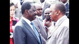 How President Uhuru Kenyatta intends to incorporate Raila Odinga's development agenda