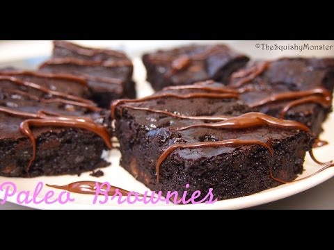 Video Healthy Paleo Brownies Recipe