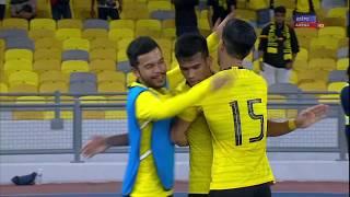Malaysia lwn Tajikistan | 1-0 | Perlawanan Persahabatan Antarabangsa | Astro Arena