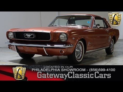 Download 1966 Ford Mustang, Gateway Classic Cars Philadelphia - #439 HD Mp4 3GP Video and MP3