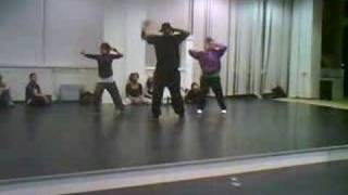 Choreo Miraldo April 2008 --- Cocababy - Fat Joe