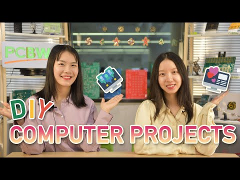 S3E1 How to build your own computer ?  --- Innovation & Implementation
